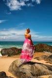 Девушка моря Стоковое Фото