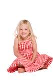 девушка немногая застенчивое Стоковая Фотография RF