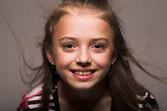 девушка немногая милое Стоковая Фотография