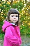 девушка немногая серьезное Стоковое фото RF