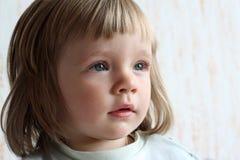 девушка немногая Стоковая Фотография RF
