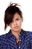 девушка подростковая Стоковая Фотография