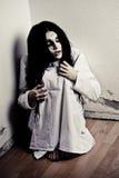 девушка привидения Стоковые Изображения
