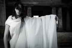 девушка привидения Стоковые Фотографии RF