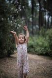 Девушка ребенк Стоковые Изображения RF