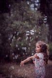 Девушка ребенк Стоковое фото RF