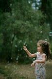 Девушка ребенк Стоковая Фотография RF