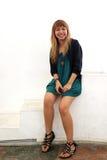 девушка тайская стоковая фотография rf