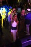 девушка танцы Стоковое фото RF