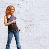 девушка урбанская Стоковые Изображения