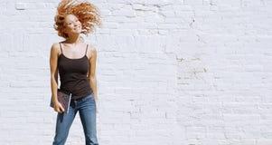 девушка урбанская Стоковое Изображение RF