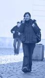 девушка урбанская стоковая фотография