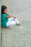 девушка Стоковые Фотографии RF