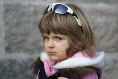 девушка Стоковая Фотография