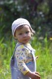 девушка 2 немногая Стоковая Фотография
