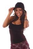 девушка 2 sassy Стоковые Фотографии RF