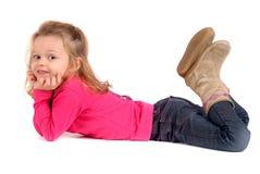 Девушка стоковое изображение