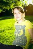девушка Стоковое фото RF