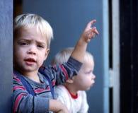 девушка ontario Канады мальчика Стоковое Изображение RF