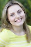 девушка outdoors предназначенная для подростков Стоковое фото RF