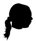 девушка s стороны Стоковая Фотография RF