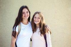 девушки подростковые 2 Стоковое Изображение RF