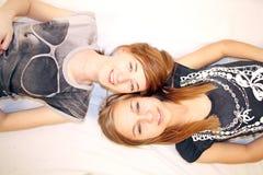 девушки подростковые стоковые фотографии rf