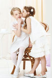 Девушки сплетни Стоковое Изображение RF