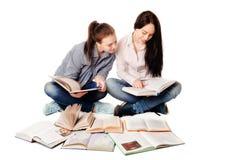 Девушки студента Стоковое Изображение