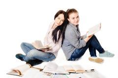 Девушки студента Стоковые Фото