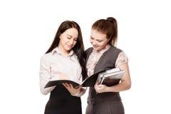 Девушки студента Стоковое Фото