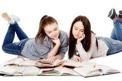 Девушки студента Стоковое Изображение RF