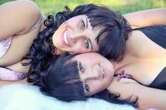 Девушки Стоковая Фотография RF