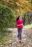 Девушки Jogging Стоковые Фотографии RF