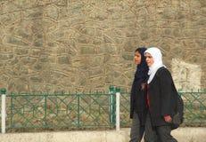 Kashmiri Girls-1. Стоковые Фото