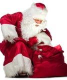 Дед Мороз Стоковое Изображение