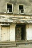 дезертированное здание Стоковое Фото