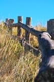 Дезертированные поле и лужок Стоковая Фотография RF