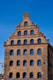 дезертированные руины Стоковые Фотографии RF