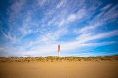 Дезертированный маяк Стоковые Изображения RF