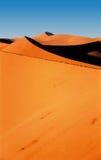 дезертируйте Намибию Стоковое Изображение