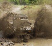 действие с дороги Стоковая Фотография RF