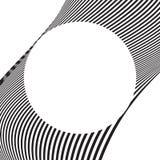 Декоративная абстрактная конструкция иллюстрация штока