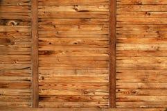 декоративная дверь деревянная Стоковое Изображение