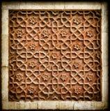 Декоративная деталь каменный высекать. Стоковые Изображения RF