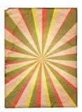 Декоративная запятнанная бумага Стоковые Фото