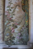 Декоративная картина в Риме стоковые фотографии rf