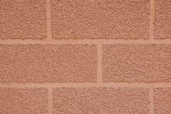 Декоративная кирпичная стена имитировать гипсолита Стоковое Изображение RF