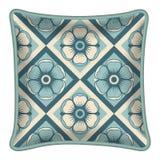 Декоративная подушка Стоковая Фотография
