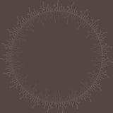 Декоративная рамка вектора Стоковые Изображения RF